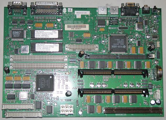 RISC PC - 700 Motherboard / Mainboard