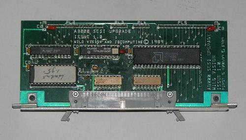 Lingenuity SCSI Upgrade for the A3000