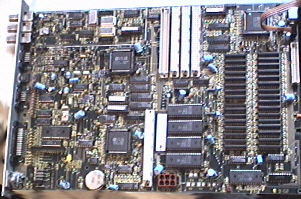 Acorn Archimedes Motherboard