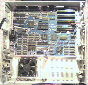 Amstrad PC1640 Case