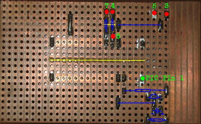 PIC Programmer PCB2